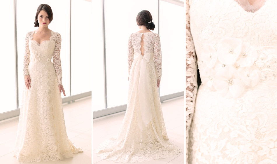 Handmade Wedding Dresses Chicago : Custom made wedding dresses chicago newest bravofile