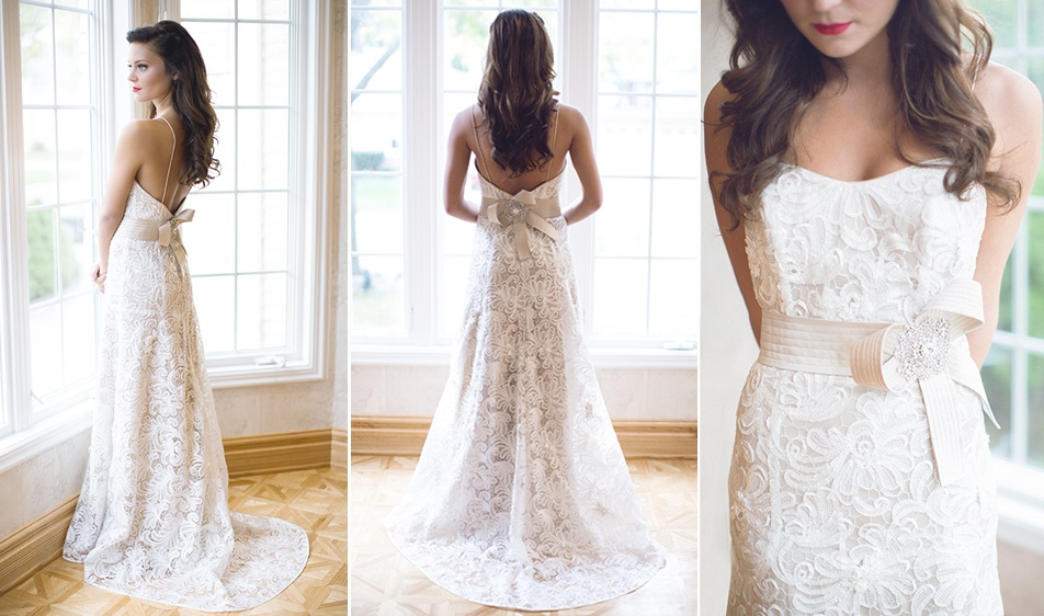 Over 20 Wedding Dresses Designed by Alice Padrul