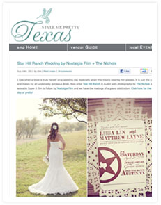 Brides Cover Wedding Dresses