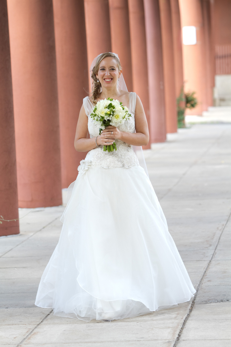 Real brides natalie for Wedding dress boutiques chicago