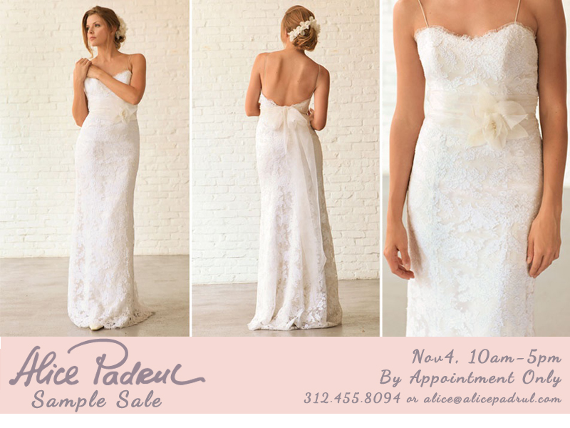 sample wedding dresses chicago