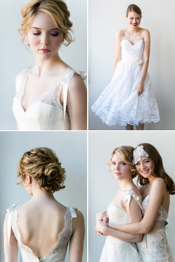 Wedding Dresses Elizabeth Anne Designs and Alice Padrul